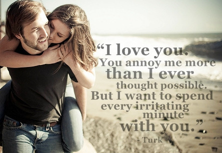 Sweet couple images with love quotes